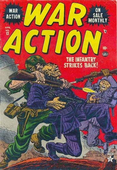 War Action 13 Cover Image