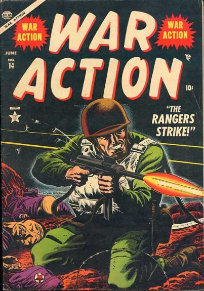 War Action 14 Cover Image