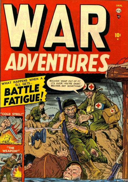 War Adventures 1 Cover Image