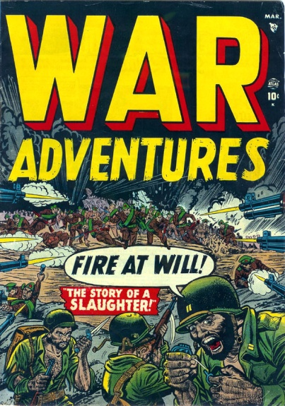 War Adventures 2 Cover Image