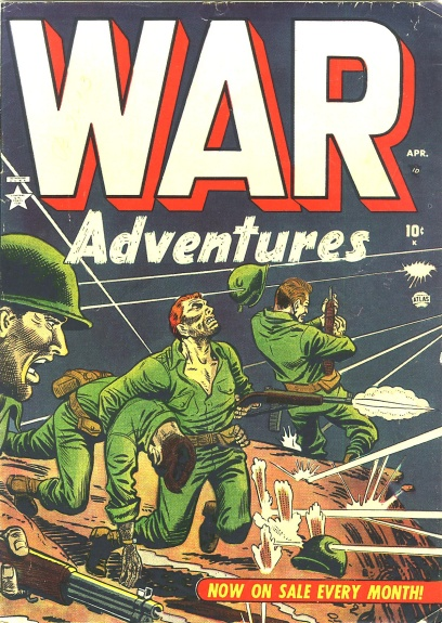War Adventures 3 Cover Image