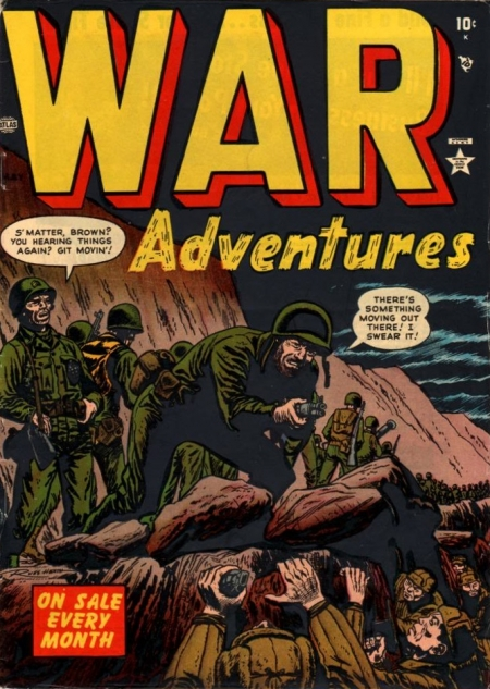 War Adventures 4 Cover Image