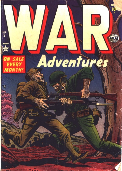 War Adventures 5 Cover Image