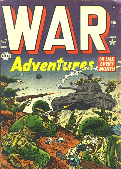 War Adventures 7 Cover Image