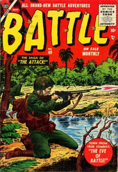 Battle 40 Cover Image