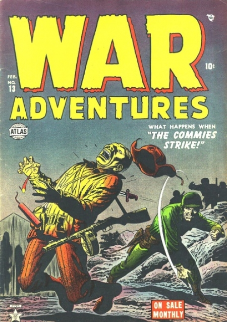 War Adventures 13 Cover Image
