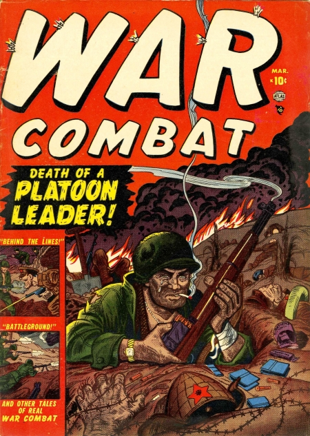 War Combat 1 Cover Image