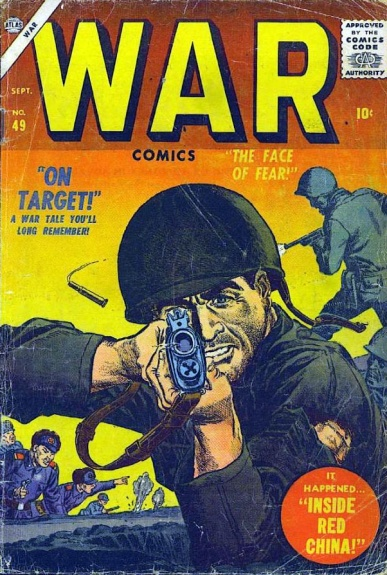 War Comics 49 Cover Image