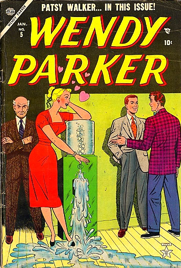 Wendy Parker Comics 5 Cover Image