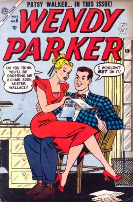 Wendy Parker Comics 6 Cover Image