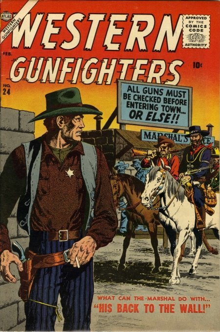 Western Gunfighters 24 Cover Image