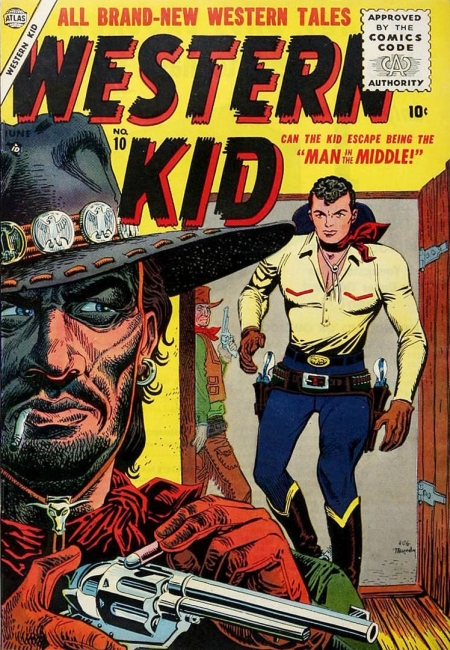 Western Kid 10 Cover Image