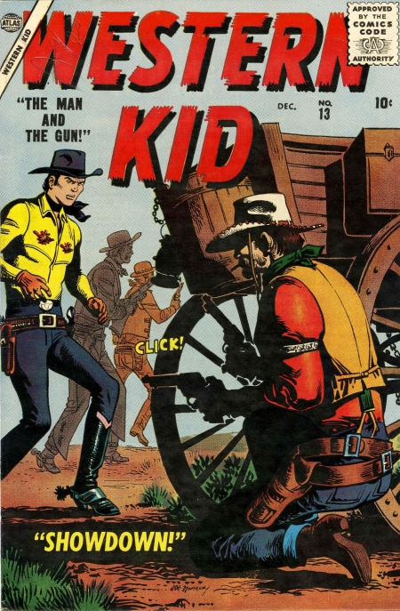Western Kid 13 Cover Image