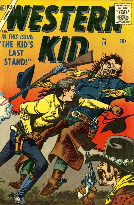 Western Kid 14 Cover Image