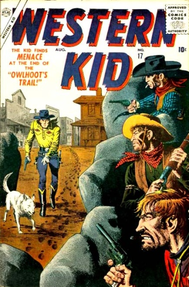 Western Kid 17 Cover Image