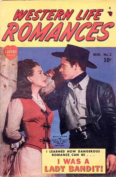 Western Life Romances 2 Cover Image