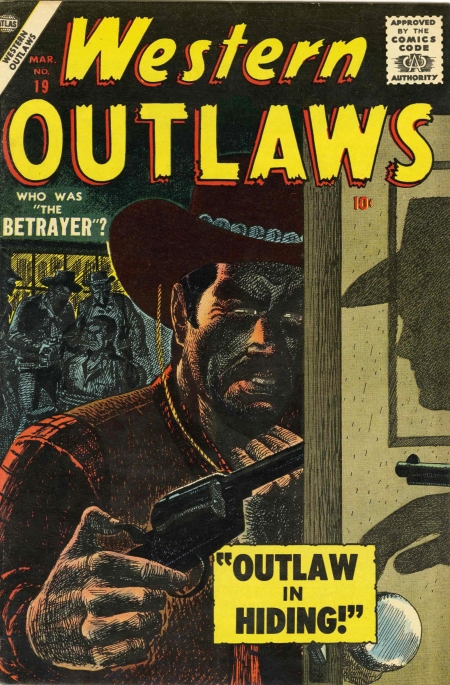 Western Outlaws 19 Cover Image