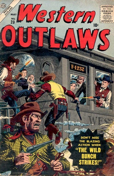 Western Outlaws 20 Cover Image