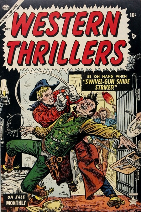 Western Thrillers 2 Cover Image
