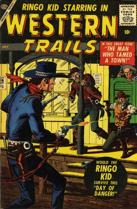 Western Trails 2 Cover Image