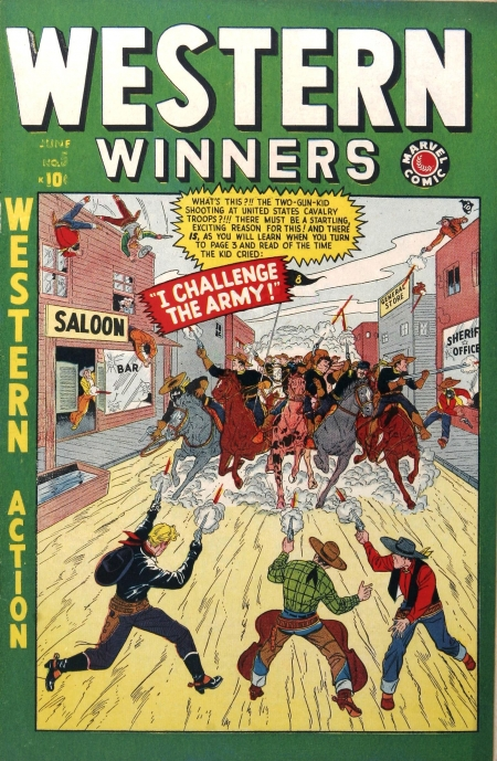 Western Winners 5 Cover Image