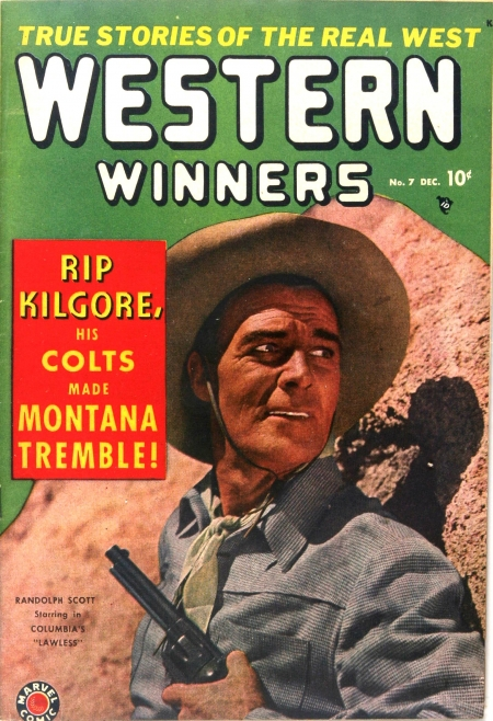 Western Winners 7 Cover Image