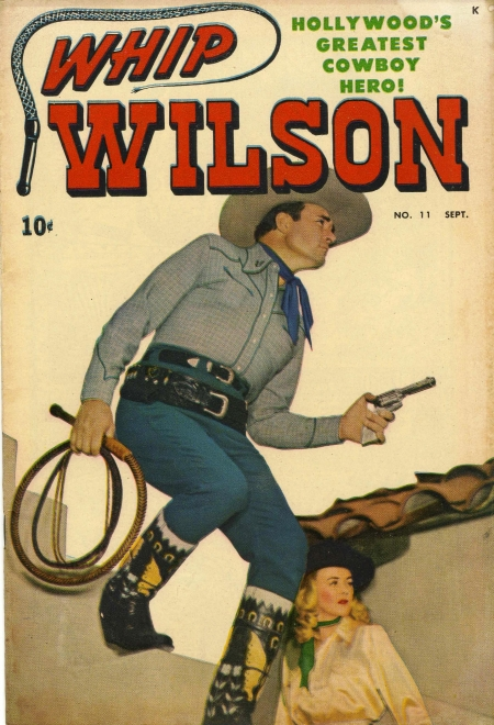 Whip Wilson 11 Cover Image