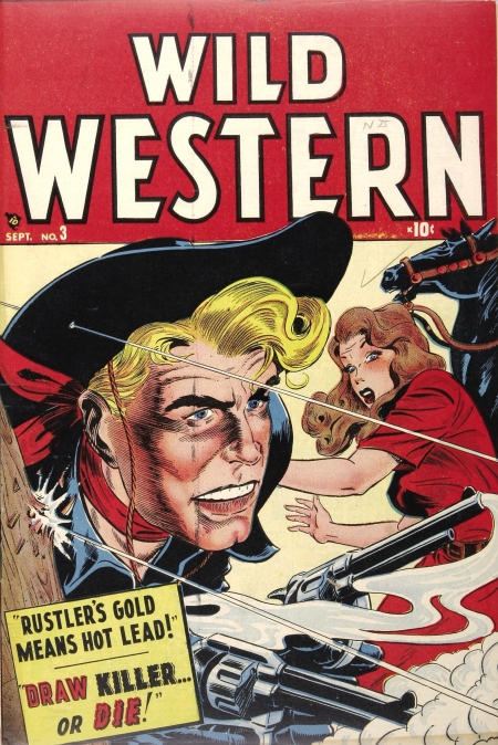 Wild Western 3 Cover Image