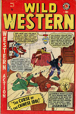 Wild Western 7 Cover Image