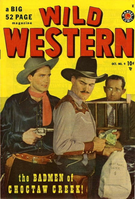 Wild Western 9 Cover Image