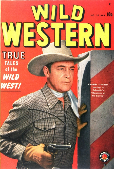 Wild Western 10 Cover Image