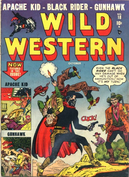 Wild Western 18 Cover Image