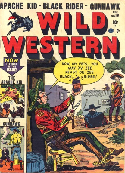 Wild Western 19 Cover Image