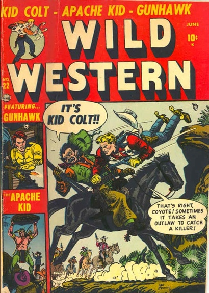 Wild Western 22 Cover Image