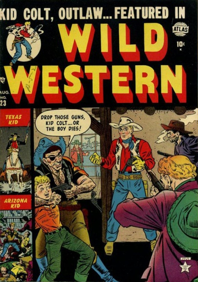 Wild Western 23 Cover Image