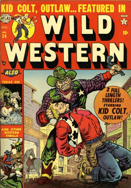 Wild Western 24 Cover Image