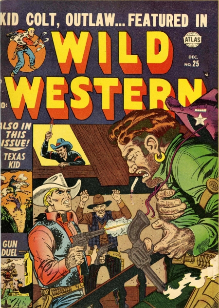 Wild Western 25 Cover Image