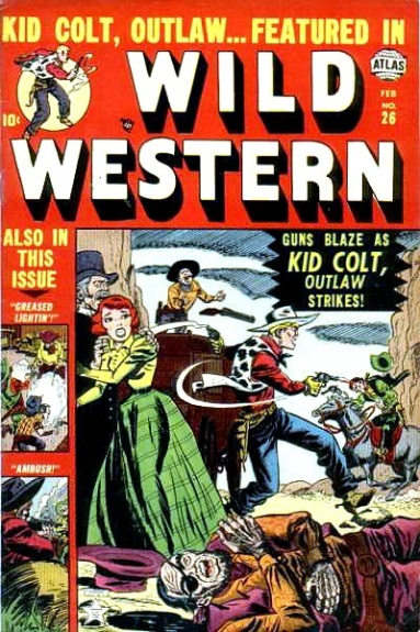 Wild Western 26 Cover Image