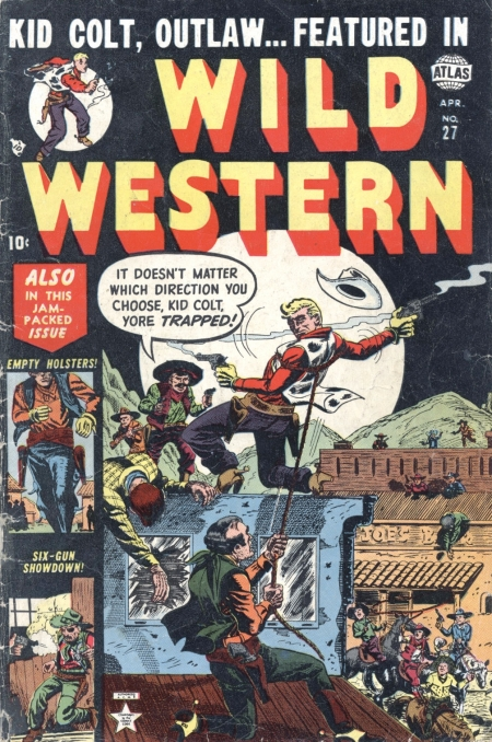 Wild Western 27 Cover Image