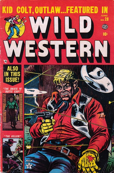 Wild Western 28 Cover Image