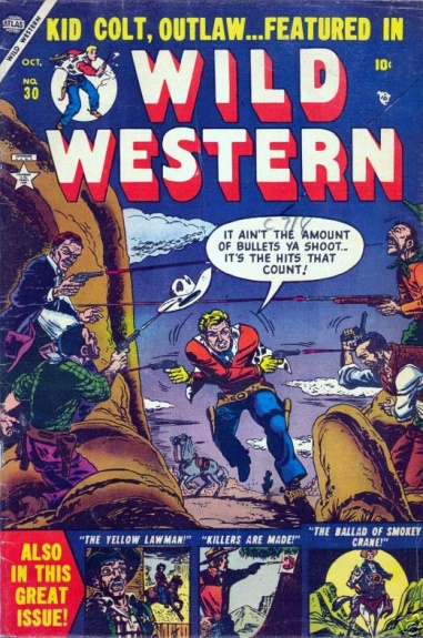 Wild Western 30 Cover Image