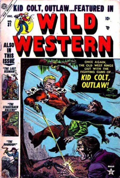 Wild Western 31 Cover Image