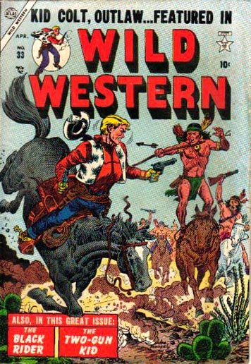 Wild Western 33 Cover Image
