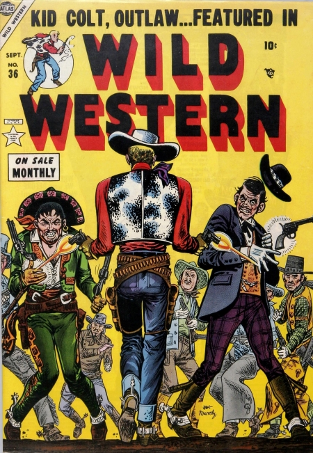 Wild Western 36 Cover Image
