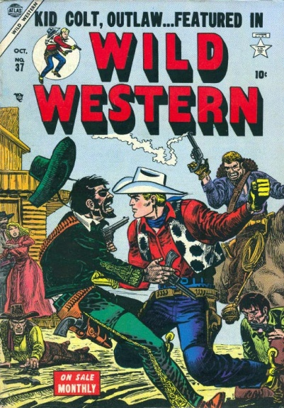 Wild Western 37 Cover Image