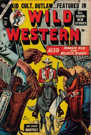 Wild Western 41 Cover Image