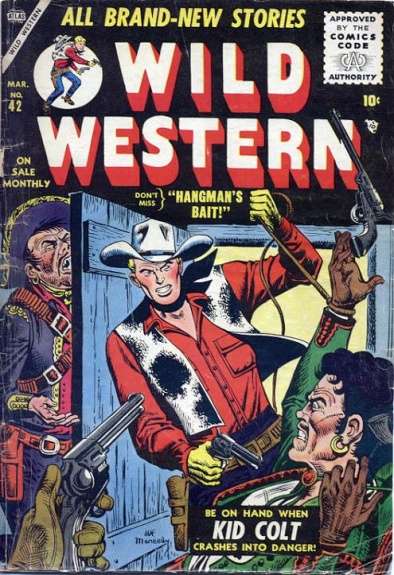 Wild Western 42 Cover Image