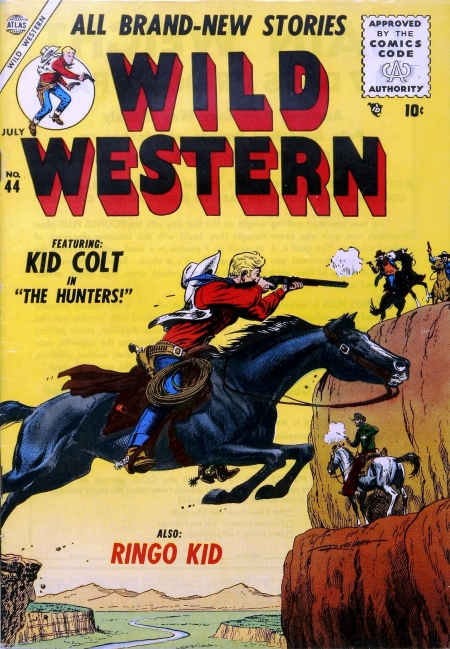 Wild Western 44 Cover Image