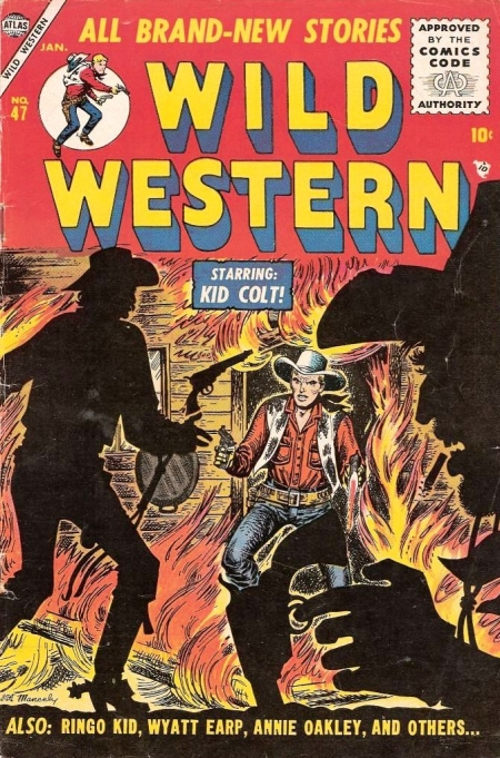 Wild Western 47 Cover Image