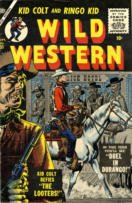 Wild Western 51 Cover Image